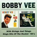 With String And Things/Sings Hits Of The Rockin` 50`s-0