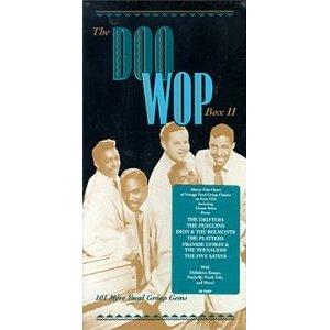 Doo Wop Box II (4CD Boxset)-0