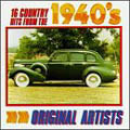 16 Country Hits From The 1940`s-0