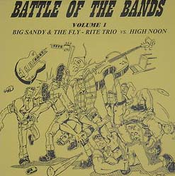 Battle Of The Bands Vol 1 EP-0