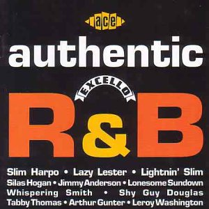 Authentic Excello R & B-0