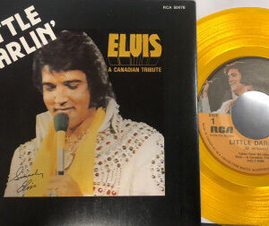 Little Darlin` / I`m Movin` On (Gold)-0