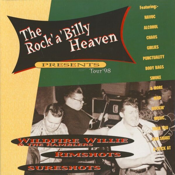 Rockabilly Heaven Tour ´98-0