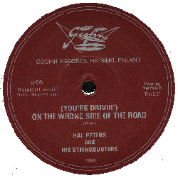 Oh-Stop! / On The Wrong Side Of The Road 10`` 78 rpm single-0