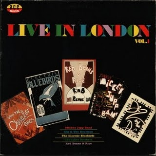 Live In London Vol 1-0