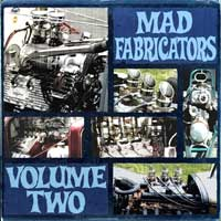 Mad Fabricators Vol 2 CD-0