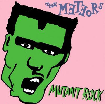 "Mutant Rock 12""EP (Green Vinyl)-0"