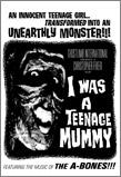 I Was A Teenage Mummy DVD-0
