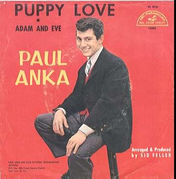 Puppy Love / Adam And Eve-0