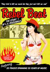 REBEL BEAT-The Story Of L.A. Rockabilly DVD-0
