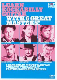 Learn Rockabilly Guitar With 6 Great Masters-0