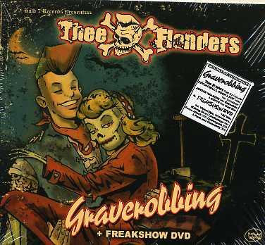 Graverobbing CD + Freakshow DVD-0