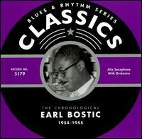 The Chronological 1954-1955: Classics Blues & Rhythm Series-0