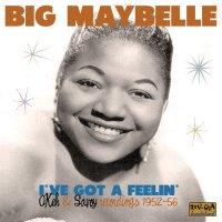 I`ve Got A Feelin`-Okeh & Savoy Recordings 1952-1956-0