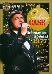 Johnny Cash Christmas Special 1977-0