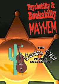 Psychobilly & Rockabilly Mayhem DVD-0