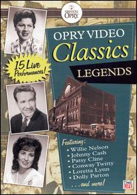 Opry Video Classics-Legends-0