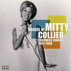 Shades of Mitty Collier: the Chess Singles 1961-1968-0
