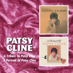 A Tribute to Patsy Cline/A Portrait of Patsy Cline-0