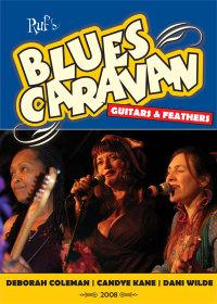Blues Caravan 2008 - Guitars & Feathers-0