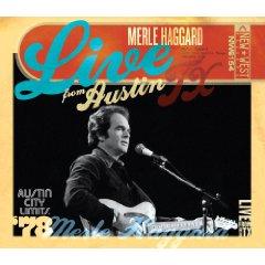 Live From Austin, TX `1978 DVD + CD-0