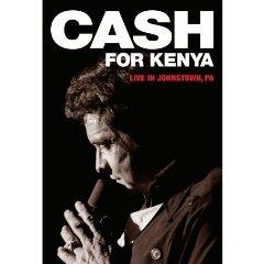 Cash For Kenya - Live In Johnstown, PA 1991-0