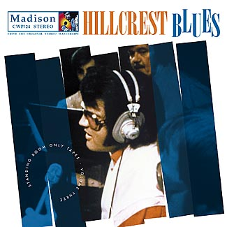 Hillcrest Blues - Standing Room Only Tapes Vol. 3-0