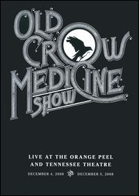 Live at the Orange Peel and Tennessee Theatre DVD-0