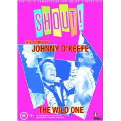 Shout! The Story Of Johnny O` Keefe - The Wild One-0