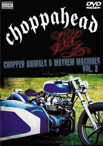 Choppahead - Chopper Animals & Mayhem Machines Vol. 3-0