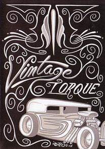 Vintage Torque Vol.2 2DVD-0