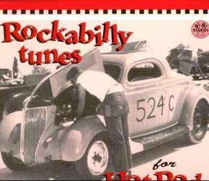 Rockabilly Tunes For Hot Rod Mechanix -0