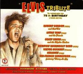 Elvis Tribute! To Celebrate His 75th Birthday-0