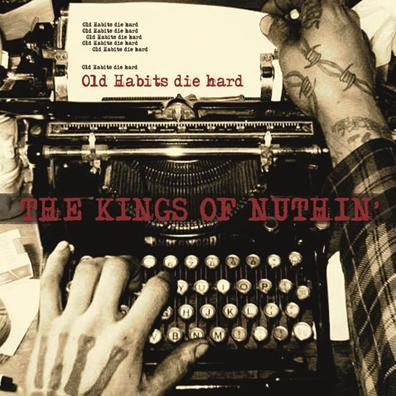 Old Habits Die Hard LP (Green Vinyl)-0