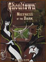 Mistress of the Dark DVD + CD-0