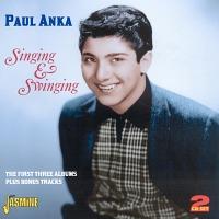 Singing and Swinging - The First Three Albums Plus Bonus Tracks 2CD-0