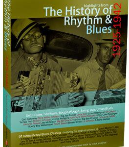 The History Of Rhythm And Blues 1925-1942 4CDBoxset-0