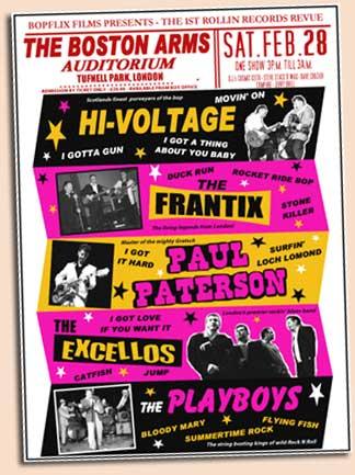 The 1st Rollin` Records Revue-0