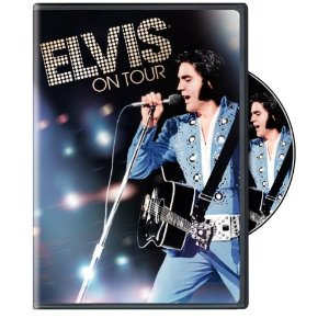 Elvis On Tour DVD (Europe)-0