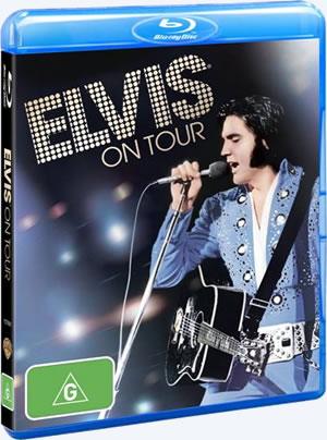 Elvis On Tour (Blu-Ray) EU-0