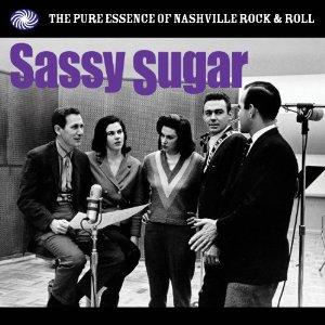 Sassy Sugar - The Pure Essence Of Nashville Rock`n`Roll 3CD Boxset-0
