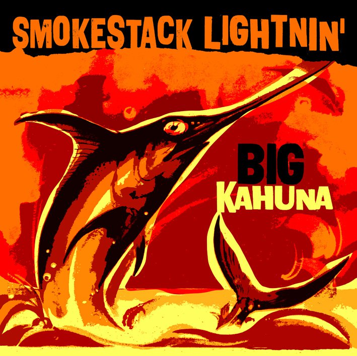 Big Kahuna/When Will I Be Loved-0