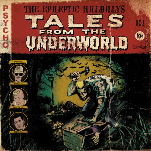 Tales From The Underworld LP-0