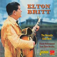 The Versatile Elton Britt - Classic Performances from Three Decades 2CD-0