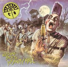 Welcome Back To Insanity Hall LP + CD-0