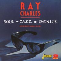 Soul + Jazz = Genius - Four Definitive Albums 2CD - 1960-1961-0