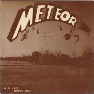 Meteor - Hillbilly Bop Memphis Style-0