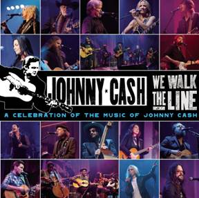 We Walk The Line-A Celebration Of The Music Of Johnny Cash CD+DVD-0