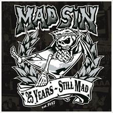 25 Years - Still Mad (Ltd. Edition CD + DVD)-0