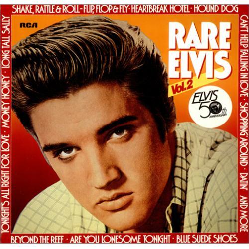 Rare Elvis Vol 2-0